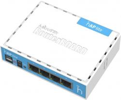 Access-Point-MikroTik-hAP-lite-RB941-2nD-32MB-RAM-4xLAN-built-in-2.4Ghz