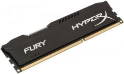8GB-DDR3-1600-Kingston-HyperX-Fury-Black