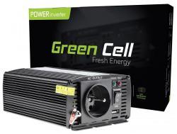 Invertor-GREEN-CELL-24V-300W-