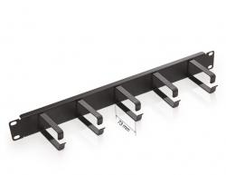 Formrack-19-1U-Cable-Management-Panel-with-metal-brackets-73mm-HD-