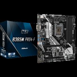 ASROCK-Main-Board-Desktop-B365-S1151-4xDDR4-2xPCIe-x16-1xPCI-Ex1-mATX-retail
