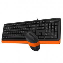 Komplekt-klaviatura-i-mishka-A4TECH-Fstyler-F1010-s-kabel-USB-Oranzhev