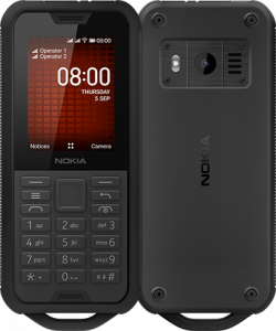 NOKIA-800-DS-BLACK
