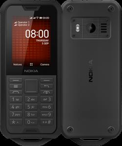 NOKIA-800-DS-BLACK