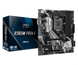 ASROCK-B365M-PRO4-F-Socket-1151-300-Series-4-x-DDR4