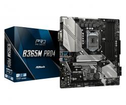 ASROCK-B365M-PRO4-Socket-1151-300-Series-4-x-DDR4