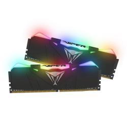 2x8GB-DDR4-2666-Patriot-Viper-RGB-Black-KIT
