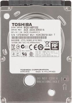 TOSHIBA-320-GB-5400rpm-8MB-SATA-MQ01ABD032