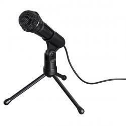 Nastolen-mikrofon-HAMA-MIC-P35-Allround-za-PC-laptop-3.5-mm-zhak-Cheren