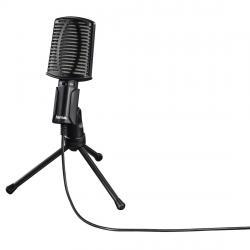 Nastolen-mikrofon-HAMA-MIC-USB-Allround-za-PC-laptop-USB-Cheren