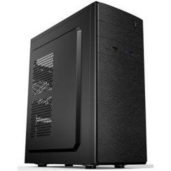 GOLDEN-FIELD-E182-Midi-Tower-ATX-7-slots-Audio-Interface-USB-2.0-Black