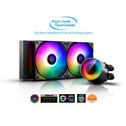 DeepCool-vodno-ohlazhdane-Water-Cooling-CASTLE-240-RGB-V2-Addressable-RGB
