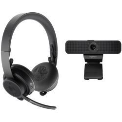 LOGITECH-Personal-Video-Collaboration-Kit-Zone-Wireless-C925e-