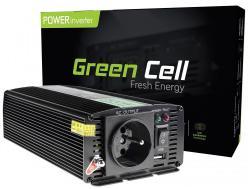 Invertor-GREEN-CELL-24V-500W