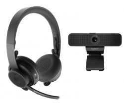 Logitech-Zone-Wireless-Bluetooth-Headset-Graphite-and-C925e-Webcam