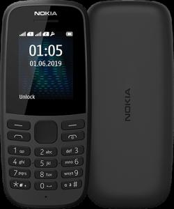 NOKIA-105-DS-BLACK-2019