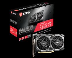 MSI-RX-5500-XT-MECH-8G-OC