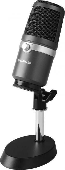 Nastolen-mikrofon-AverMedia-Live-Streamer-AM310