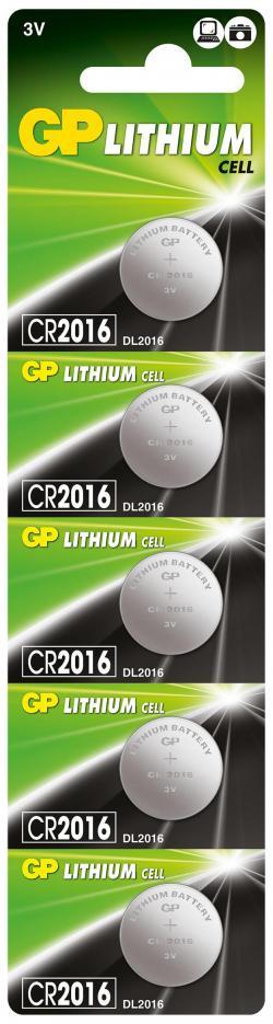 Litieva-butonna-bateriq-GP-CR-2016-3V-5-br.-v-blister-cena-za-1-br.-GP