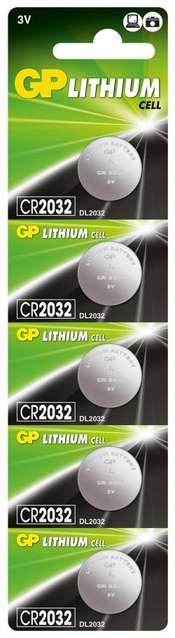 Butonna-bateriq-litieva-GP-CR2032-3V-5br.-v-blister-cena-za-1-br.-GP