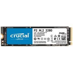 CRUCIAL-P2-500GB-SSD-M.2-2280-PCIe-Gen3-x4-Read-Write-2300-940-MB-s