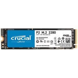 CRUCIAL-P2-250GB-SSD-M.2-2280-PCIe-Gen3-x4-Read-Write-2100-1150-MB-s