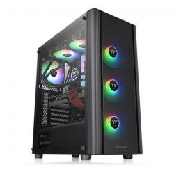 Thermaltake-V250-TG-ARGB-Tempered-Glass-Mid-Tower-Black