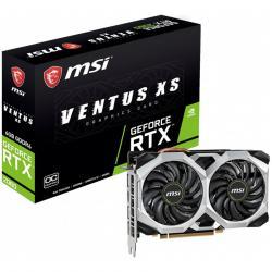 MSI-Video-Card-NVidia-GeForce-RTX-2060-VENTUS-XS-GDDR6-6GB-192bit