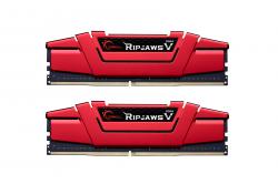 2x8GB-DDR4-3200-G.SKILL-Ripjaws-V-Red-KIT