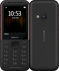 NOKIA-5310-DS-BLACK-RED