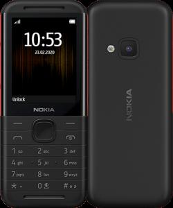 NOKIA-5310-DS-BLACK-RED