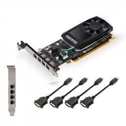PNY-NVIDIA-Quadro-P1000-DVI-V2-4GB-GDDR5-128-bit-DVI-adapter