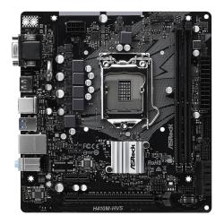 ASROCK-Main-Board-Desktop-H410M-S1200-4xDDR4-2xPCIe-x16-2xPCI-Ex1-M-ATX