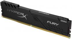 8GB-DDR4-2666-Kingston-HyperX-FURY-Black