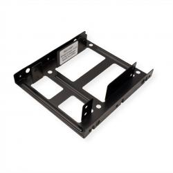 ROLINE-16.01.3008-Montazhen-adapter-za-2-x-2.5-HDD-SSD-kym-3.5-metalen