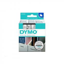 Dymo-Lenta-45010-12-x-7-m-cherni-bukvi-prozrachen-fon