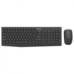 Philips-Komplekt-klaviatura-s-krygli-butoni-i-mishka-C323-bezzhichni