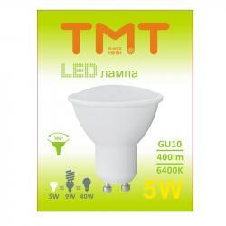 Tmt-Krushka-LED-GU10-5W-230V-400-lm-6400k