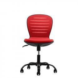 RFG-Detski-stol-Flexy-Black-damaska-i-mesh-chervena-sedalka-chervena-oblegalka