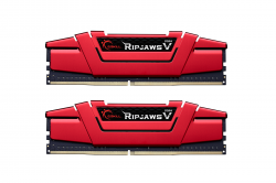 2x8GB-DDR4-3200-G.SKILL-Ripjaws-V-Red-KIT