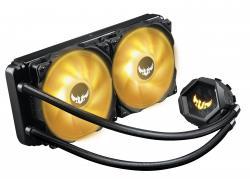 Ohladitel-za-procesor-Asus-TUF-Gaming-LC-240-RGB-Aura-Sync