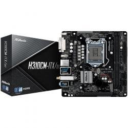 ASROCK-Main-Board-Desktop-H310-S1151-2xDDR4-1xPCIe-x16-4-SATA3-miniATX-retail