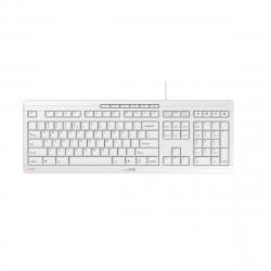Zhichna-klaviatura-CHERRY-STREAM-USB-Svetlo-siv
