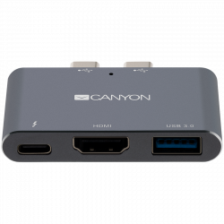 Canyon-Multiport-Docking-Station-with-3-port-CNS-TDS01DG