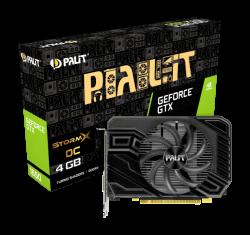 PALIT-GTX1650-STORMX-OC-4GB-D6
