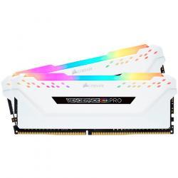 2x8GB-DDR4-3200-Corsair-Vengeance-RGB-PRO-White-KIT