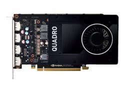 FUJITSU-nVIDIA-Quadro-P2200-5GB-4xDP-16xPCIe-w-o-adapters