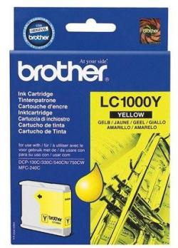 BROTHER-LC-1000-ink-cartridge-yellow-standard-capacity-400-pages-1-pack