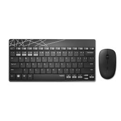 Komplekt-klaviatura-i-mishka-RAPOO-8000M-Multi-mode-Bluetooth-2.4Ghz-Cheren