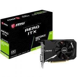 MSI-Video-Card-NVidia-GeForce-GTX-1650-SUPER-AERO-ITX-OC-GDDR6-4GB-128bit-Retail